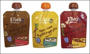 Ella's Kitchen lanserar produkter för dagens alla mål