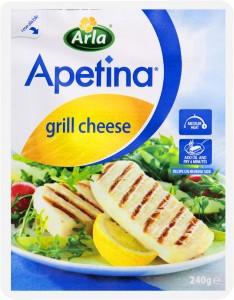 Apetina® grill cheese – en ost för grill- eller stekpanna