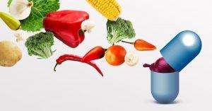 Komplettera kosten med kosttillskott