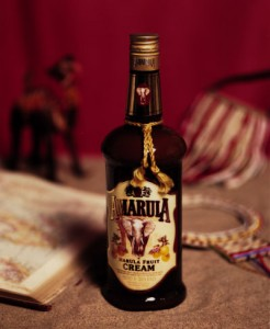 Recept med Amarula