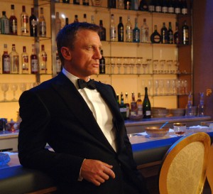 Bond och Smirnoff