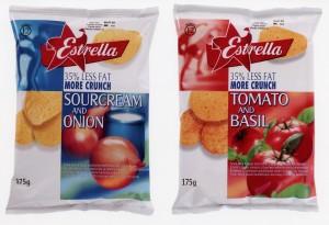 Krispigare chips med mer smak och mindre fett