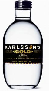 Karlsson's GOLD utsedd till en av världens bästa spritsorter 2008