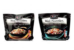 Mrs Cheng's Wok noodles – snabbare, hälsosammare och godare