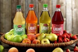 Stockmos Light – med äkta fruktjuice och naturlig smak